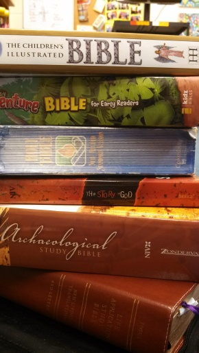 Bible Presentation Discussion Starters