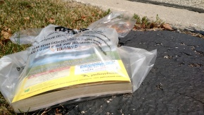On phone books and meaningful ministry