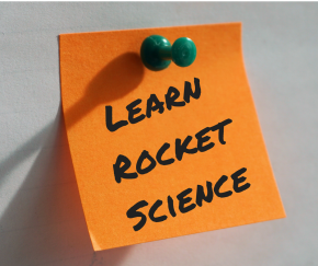 To Do List for an (almost) Rocket Scientist