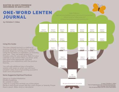 Lent Groundedness