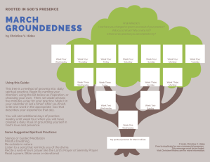 March Groundedness